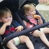 双子だけでなく兄弟・姉妹にも2人乗りベビーカーは便利!口コミで人気のおすすめ商品5選