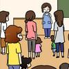 集団行動が学べる!?未就園児対象の親子クラブに行ってみた!