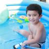 夏のお家での水遊びはメリットがいっぱい!マンションのベランダでも出来る水遊び方法紹介