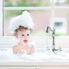 子供はいつから大人用のシャンプー・ボディソープを使って良いの?気になる子供のお風呂について