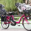 イマドキの自転車のチャイルドシートはおしゃれ!前・後ろ用併せてご紹介!