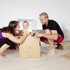 子供の発想を豊かにするおもちゃ!ダンボールハウスってどんなもの?