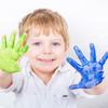 ぞうさんの手形足型アートで子供と一緒に世界に一つだけの作品を作ろう♡