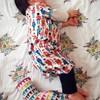 """まるでお花の妖精♡赤ちゃんが寝転ぶ姿が可愛すぎる""""サニーマット""""の作り方"""