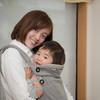 赤ちゃんと抱っこ紐のある幸せな光景! 「エルゴ」の公式インスタが癒し♡