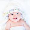 赤ちゃんの生後100日をお祝い!かわいい100日アート集♡