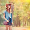 夏から秋へシフトチェンジ!これから買うスカートは「ラップスカート」で決まり♡