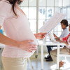 妊娠してても働ける、妊娠後期のお仕事体験談