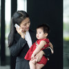 赤ちゃんと会話をして、語りかけ育児を実践!話題の子育て方法をご紹介♡