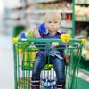 ベビー用のショッピングカートが危険!?知っておきたい事故を防ぐ方法