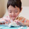 赤ちゃんでも安心して遊べる!親子で遊ぼう「小麦粘土」の作り方♡