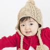 暖か~い^^寒い時期にもってこい!!可愛い赤ちゃんのニット帽特集~女の子編~