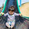 公園の遊具やアスファルト…夏は子供のやけどに注意