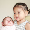 西山茉希・第2子を出産「やっと会えたね。  ようこそ我が家へ。」