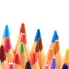 簡単にレインボーアートが楽しめる!ダイソーで人気のレインボーペーパーシートの作品集