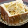 ハマる悪魔のトーストをぜひ朝食に!簡単でやみつきの美味しさチーズフォンデュトースト