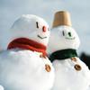 雪!雪!雪!寒さも吹き飛ぶ可愛い・おもしろ雪だるま大特集~♪