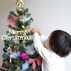お子さんと一緒に!簡単☆クリスマスの飾り付け☆