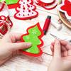 一緒に作ろう!クリスマスの飾り