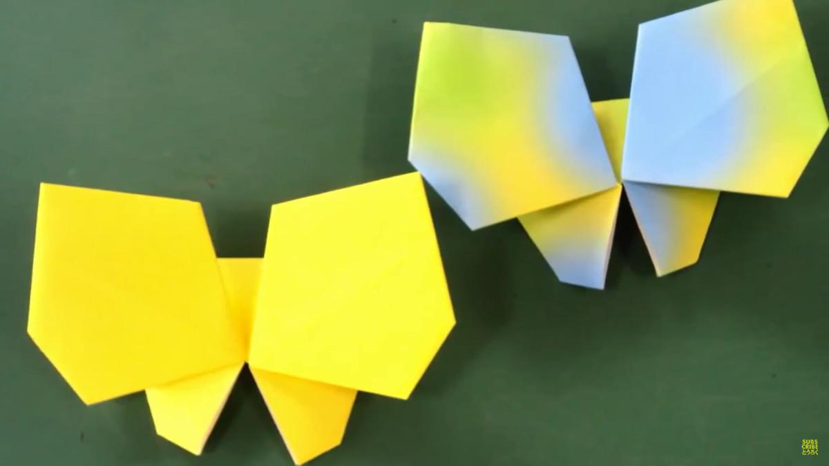 すべての折り紙 折り紙難しいやつ : 折り紙で春を作ろう!桜や ...