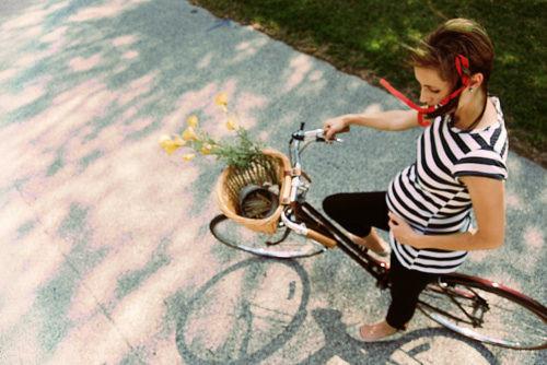 妊婦は自転車に乗っていいの ...
