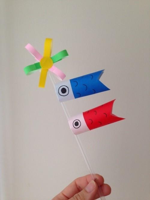 クリスマス 折り紙 折り紙 こいのぼり : divulgando.net