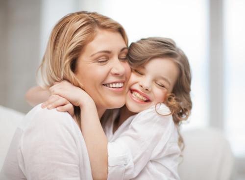 ママと子供の安心