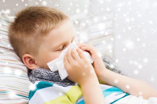 子供の風邪対策
