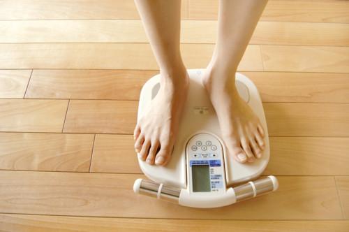 体重増加に注意