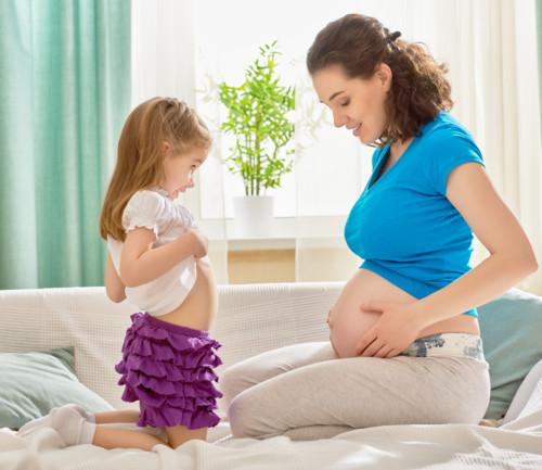 二人目妊娠