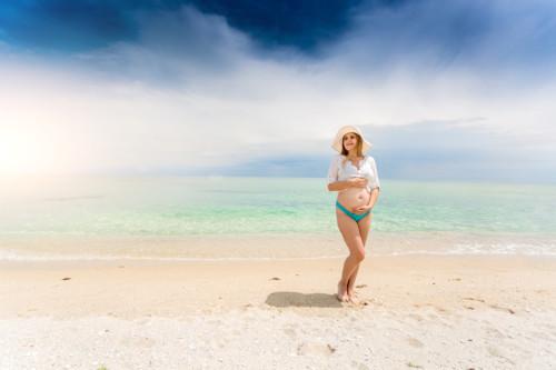 妊娠6ヶ月のプレママ