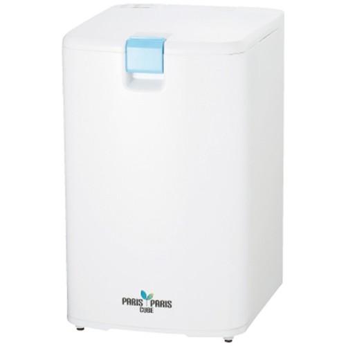 【送料無料】 島産業 家庭用生ごみ処理機 「パリパリキューブ」 PPC-01-BL ブルー[PPC01]