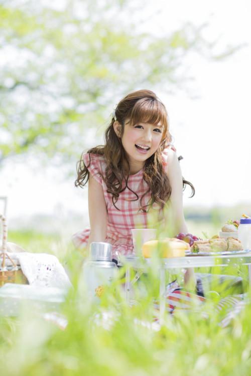 ピクニックな小倉優子