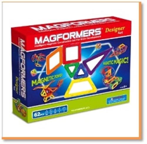 マグフォーマー Magformers 62ピースセット