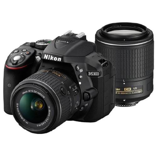 子供と同じ目線で写真を撮りたいなら♡ニコン D5300