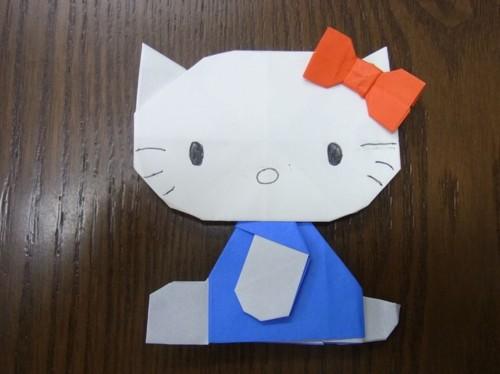 簡単 折り紙 ディズニーキャラクター折り紙 : divulgando.net
