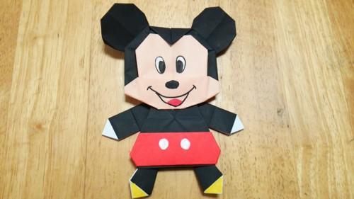 折り 折り紙 折り紙 キャラクター ディズニー : divulgando.net