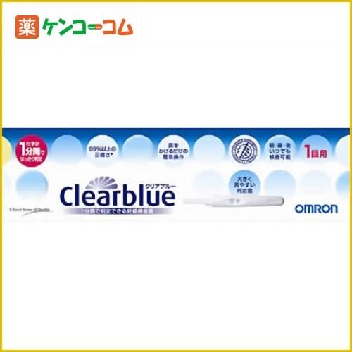 【第2類医薬品】クリアブルー 妊娠検査薬