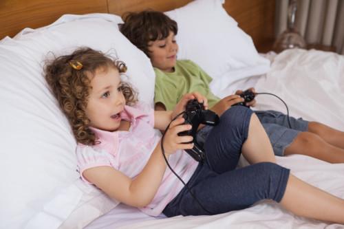 子供のゲーム