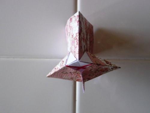 すべての折り紙 折り紙 キャラクター 立体 : ひな祭りの主役お雛様は折り紙 ...