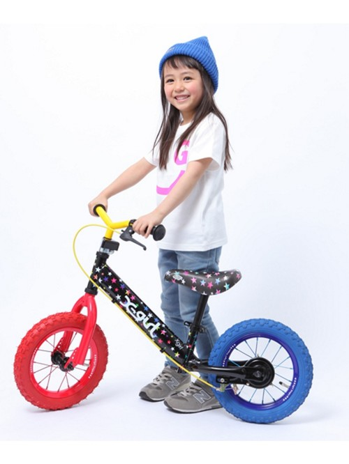 X-girl Stages *BROTHER CRUISER RAINBOW STAR