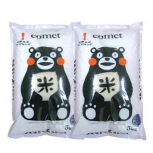 無洗米 熊本のお米 ヒノヒカリ5kg×2袋 26年産[くまモン ひのひかり10kg]10P05Sep15