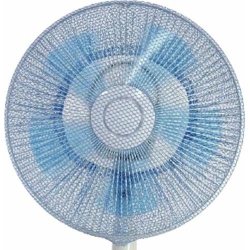 フルカバー扇風機ネット(ブルー)