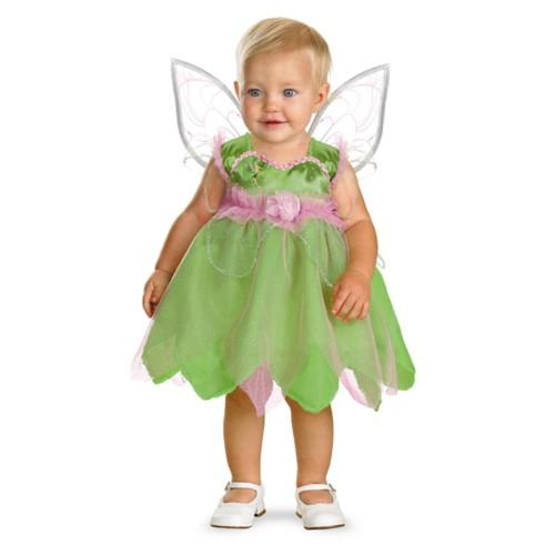 ティンカーベル コスチューム 赤ちゃん ベビー 服