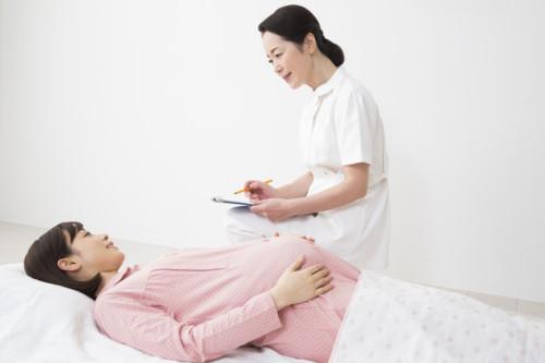 入院 妊婦
