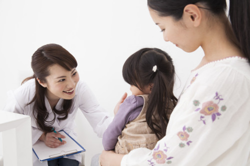 予防接種 ママ