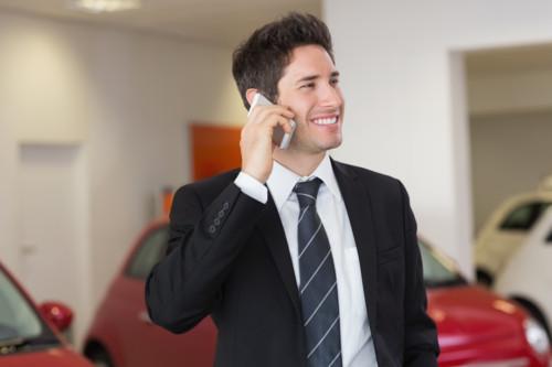 電話 男性
