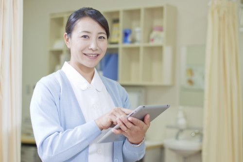 病院 日本人