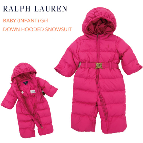 "(9M-24M) POLO by Ralph Lauren ""INFANT GIRL"""
