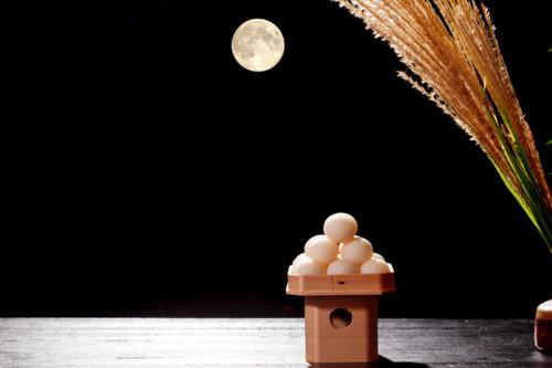お月見 だんご